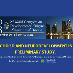 8th world congress DOHAD Singapore