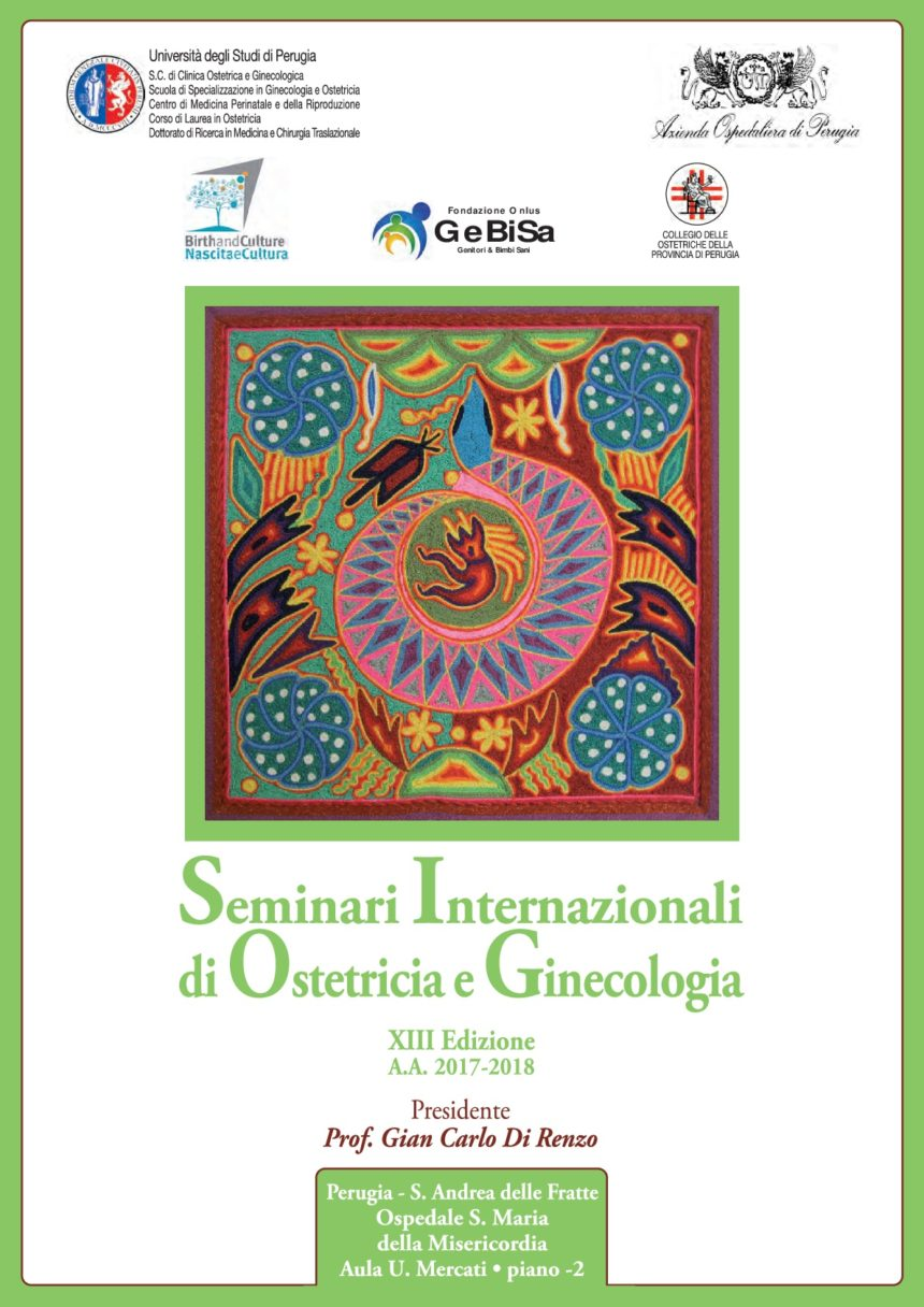 Seminari Internazionali di Ostetricia e Ginecologia